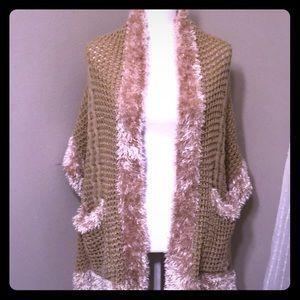 Scarf shawl wrap